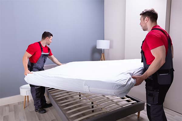 moving a mattress